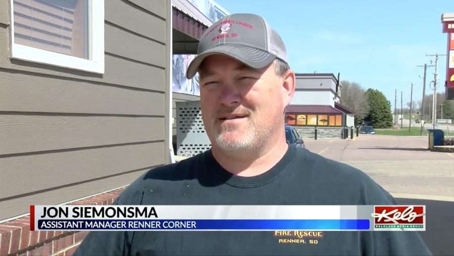 Jon Siemonsma on Keloland News